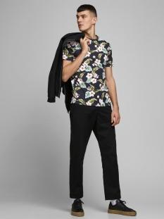 jprdale bla. tee ss crew neck pre 12166842 jack & jones t-shirt black