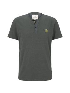 Tom Tailor T-shirt SERAFINO T SHIRT MET KLEUR PATROON 1018133XX10 22387