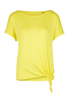 s.Oliver T-shirt T SHIRT MET KNOOPDETAIL 14899326071 1201