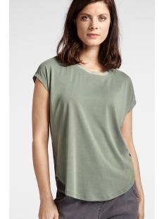 Sandwich T-shirt T SHIRT MET GESTREEPTE BIES 21101823 50012