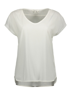 Sandwich T-shirt TOP MET V HALS 21101863 10055