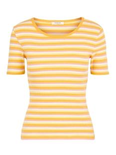Pieces T-shirt PCNANJA SS T-SHIRT BC 17101649 Artisans Gold/SEA PINK