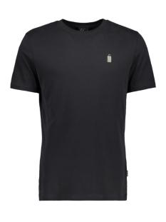 Kultivate T-shirt TS SUITCASE 2001010211 100 Black