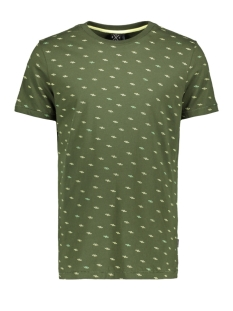 Kultivate T-shirt TS ZIGGY 2001010214 435 KOMBU GREEN