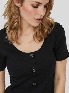 Vero Moda T-shirt VMHELSINKI SS TOP GA NOOS 10229727 Black