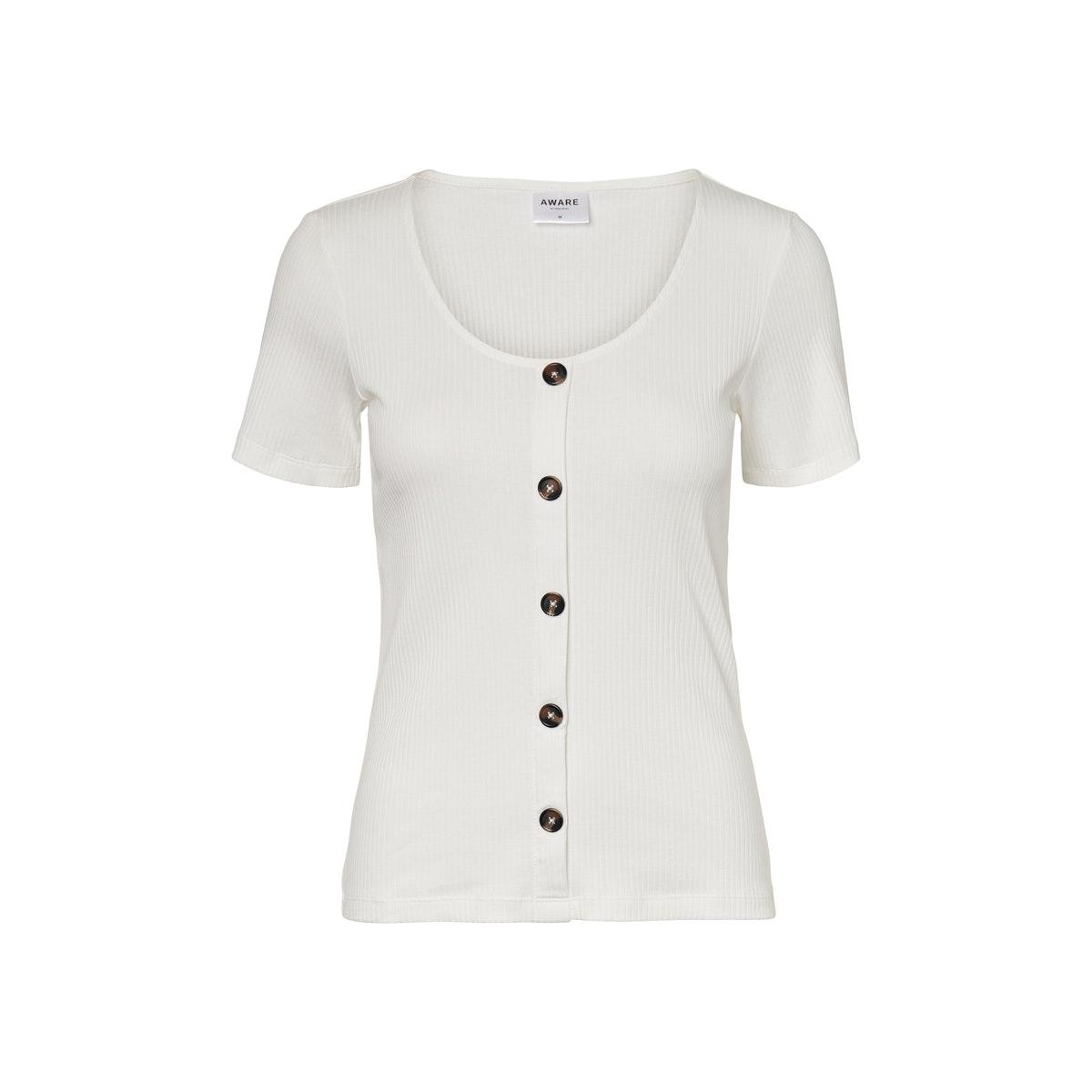 vmhelsinki ss top ga noos 10229727 vero moda t-shirt snow white