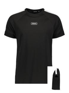 Antony Morato T-shirt T SHIRT MMKS01704 9000 BLACK