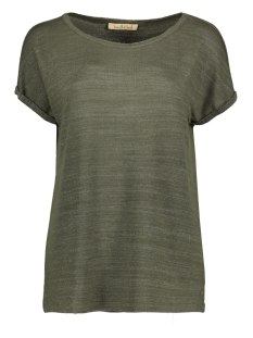 Smith & Soul T-shirt OVERSIZE T SHIRT 0320 1023 708 FOREST