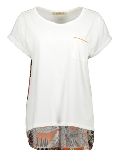 Smith & Soul T-shirt MIX MATCH T SHIRT 0320 0347 100 OFF WHITE