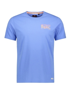 N.Z.A. T-shirt WAIOURU 20CN726 259 FRESH BLUE