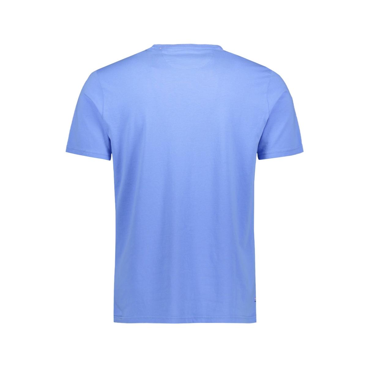 waiouru 20cn726 nza t-shirt 259 fresh blue