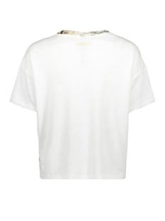 crop tee gold 20 742 0201 10 days t-shirt white