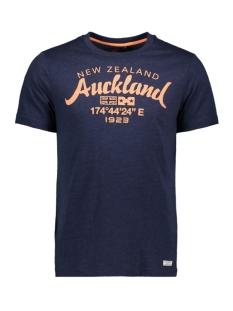 N.Z.A. T-shirt TARAWERA 20CN721 269 FRESH NAVY