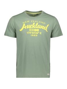 N.Z.A. T-shirt TARAWERA 20CN721 494 NEW ARMY
