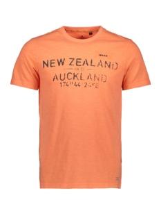N.Z.A. T-shirt WAIAUA 20CN730 641 PEACH ORANGE