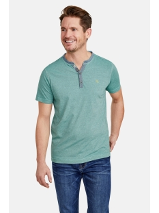 Lerros T-shirt SERAFINO SHIRT MET FIJNE DWARSSTREPEN 2023906 617