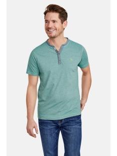 serafino shirt met fijne dwarsstrepen 2023906 lerros t-shirt 617