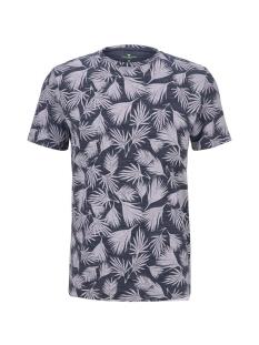Tom Tailor T-shirt T SHIRT MET ALL OVER PRINT 1016148XX10 22830