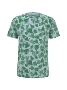 Tom Tailor T-shirt T SHIRT MET ALL OVER PRINT 1016148XX10 22831