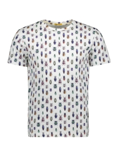 New in Town T-shirt T SHIRT MET INSECT PRINT 8033037 103