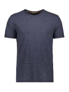 New in Town T-shirt T SHIRT VAN KATOEN EN LINNEN MIX 8033047 494