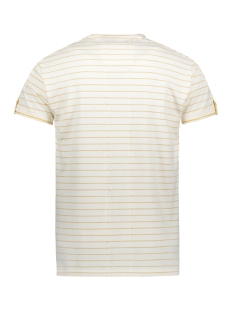 t shirt 15174 gabbiano t-shirt yellow
