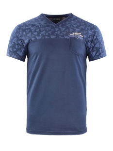 t shirt 15177 gabbiano t-shirt navy