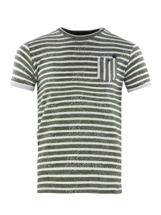 Gabbiano T-shirt T SHIRT 15180 OLIVE GREEN