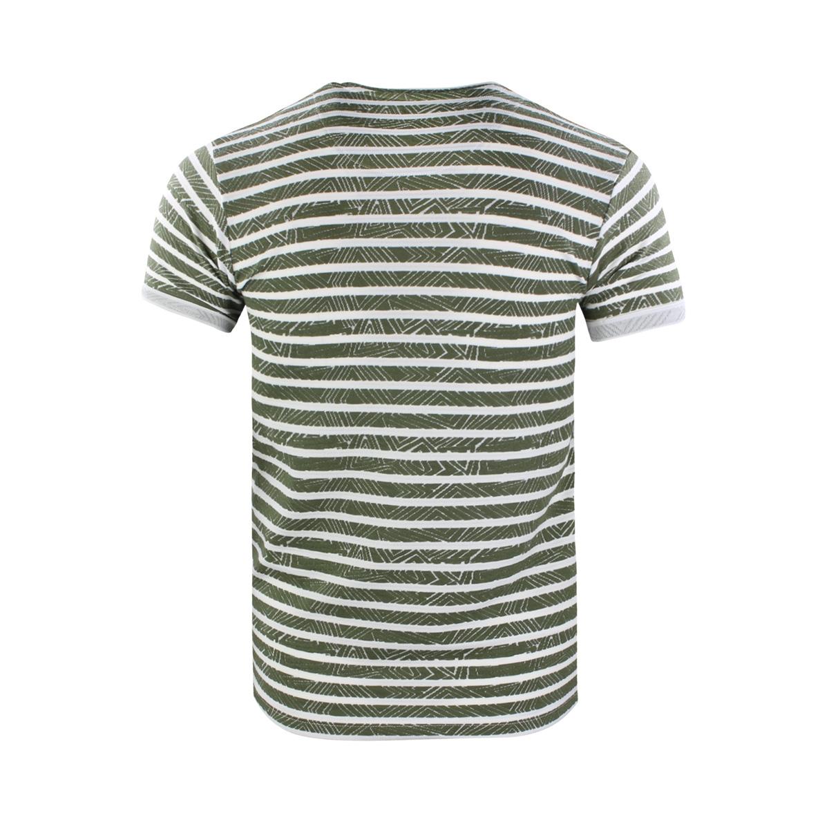 t shirt 15180 gabbiano t-shirt olive green