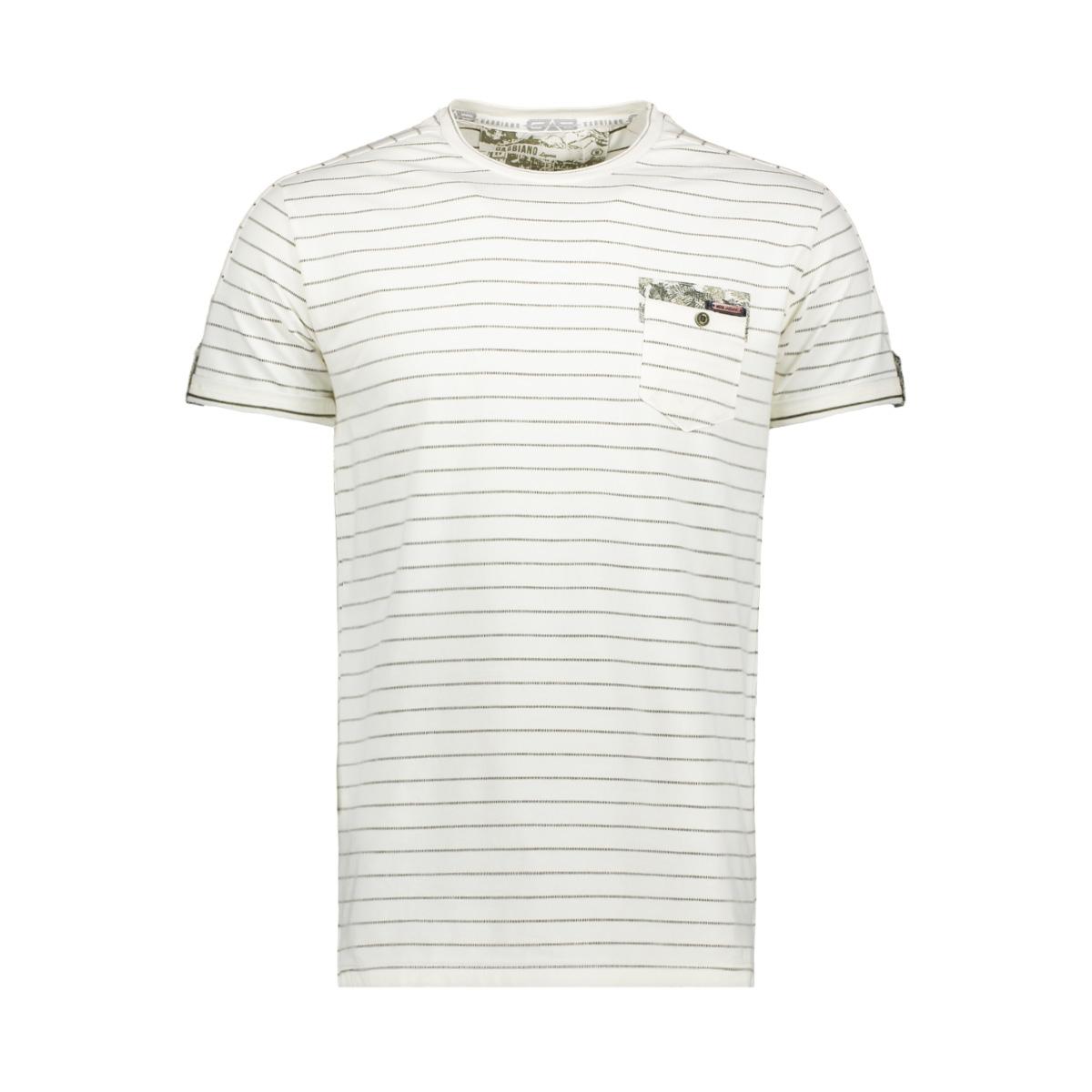 t shirt 15174 gabbiano t-shirt olive