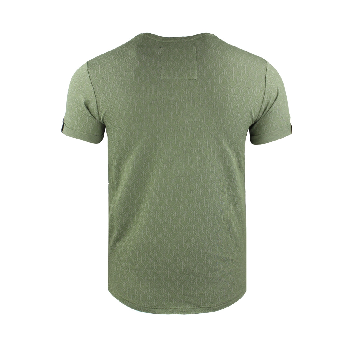 t shirt 15171 gabbiano t-shirt olive