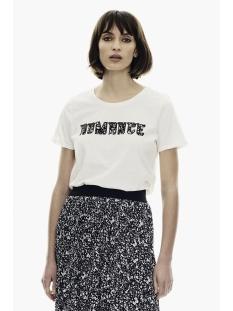 Garcia T-shirt T SHIRT MET TEKSTPRINT GE000301 53 Of White