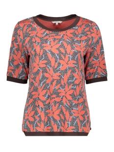 t shirt met kleurrijke print 21101835 sandwich t-shirt 80025