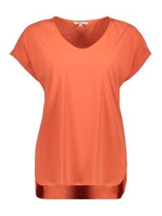 Sandwich T-shirt T SHIRT MET AANGEKNIPTE MOUW 21101847 20139