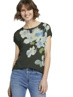 Tom Tailor T-shirt T SHIRT MET BLOEMENPRINT 1018445XX70 10373