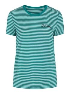 Pieces T-shirt PCALICIA SS T-SHIRT AR KAC 17106441 QUETZAL GREEN
