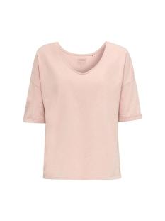 Esprit T-shirt T SHIRT VAN ORGANISCH KATOEN 040EE1K308 E550