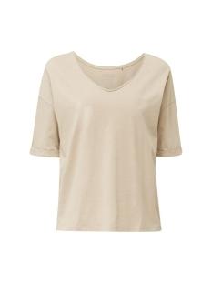 Esprit T-shirt T SHIRT VAN ORGANISCH KATOEN 040EE1K308 E280