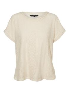Vero Moda T-shirt VMOLEAAVA SS TOP JRS GA 10230642 BIRCH