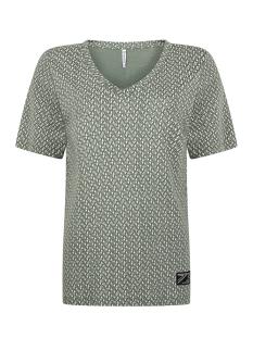 Zoso T-shirt MARVEL PRINTED T SHIRT 202 GREENSTONE/WHITE