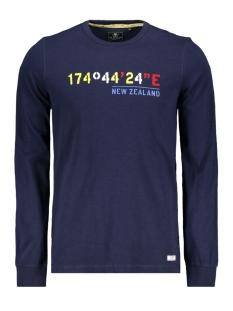 NZA T-shirt KAIHU 20AN700 267 NEW NAVY