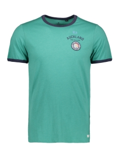 NZA T-shirt TAPAWERA 20BN720 493 NEW GREEN