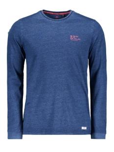 NZA T-shirt PAHAUHAU 20BN734 396 INDIGO