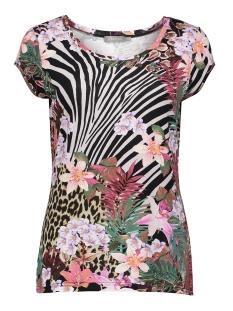 Geisha T-shirt T SHIRT AOP KATE 02029 60 MULTI FUCHSIA