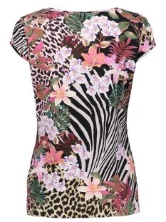 t shirt aop kate 02029 60 geisha t-shirt multi fuchsia
