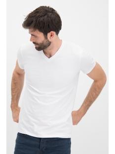 Haze & Finn T-shirt TEE V ME 0001 WHITE