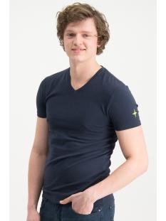 tee v me 0001 haze & finn t-shirt navy