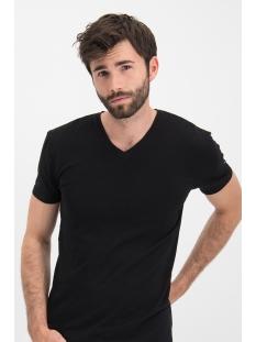 Haze & Finn T-shirt TEE V ME 0001 BLACK