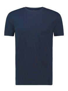 Haze & Finn T-shirt TEE O ME 0002 NAVY