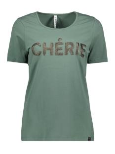 Zoso T-shirt CHERIE T SHIRT 202 GREENSTONE